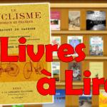 3 livres sur l'entrainement en cyclisme