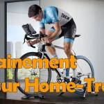 Entrainement sur Home-Trainer