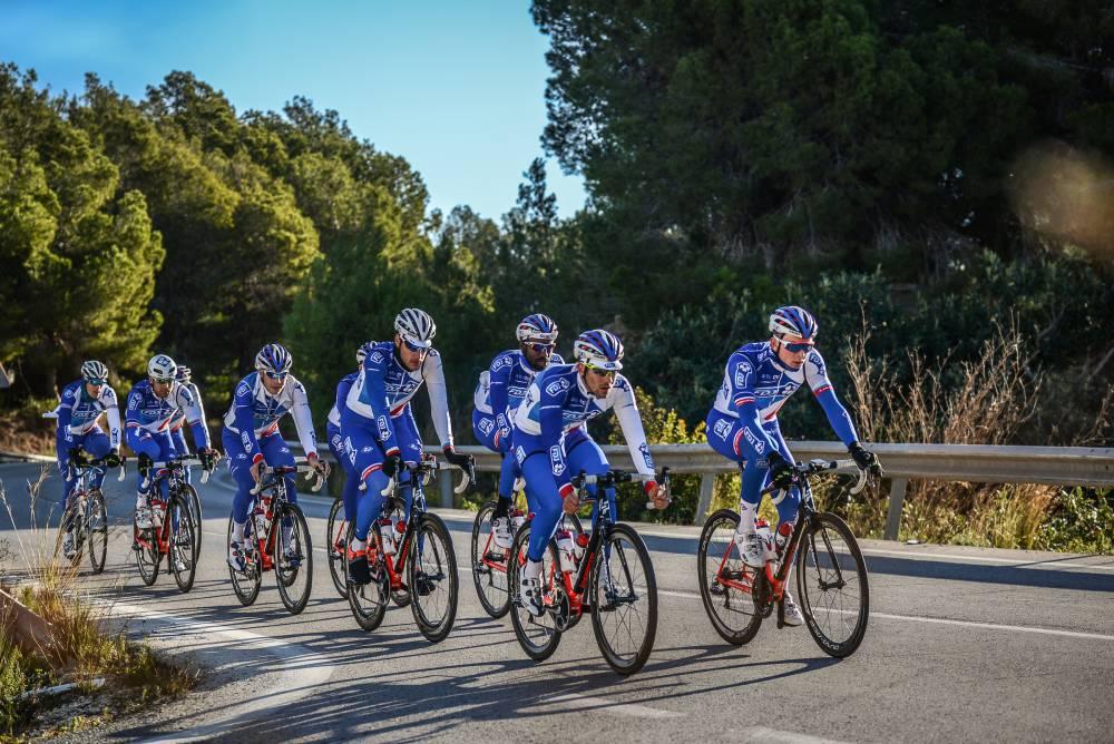 stage entrainement vélo calpe cyclisme