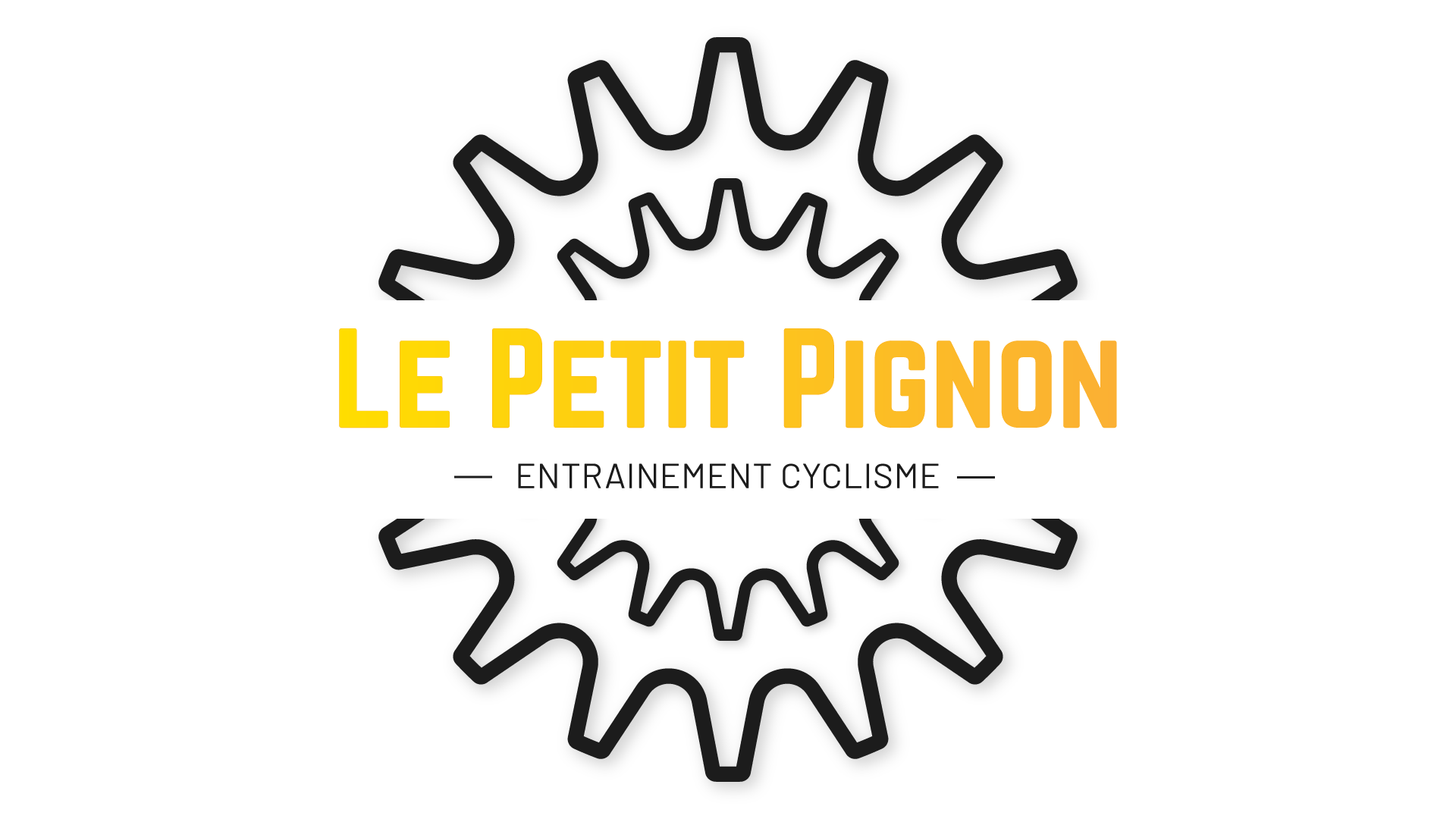 Le Petit Pignon - Entrainement Cyclisme