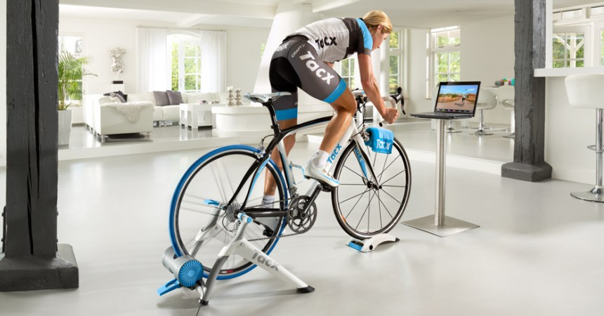 entrainement home trainer