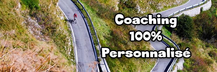 Coaching cyclisme personnalisé