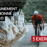 Fractionné à vélo : 5 exercices par intervalles pour progresser