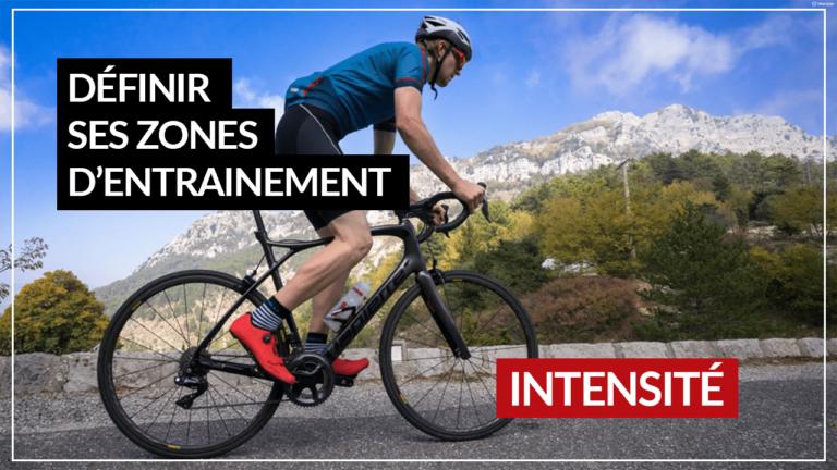Zones Intensité Cyclisme
