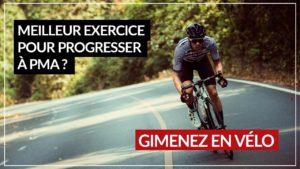 Gimenez Exercice entrainement vélo