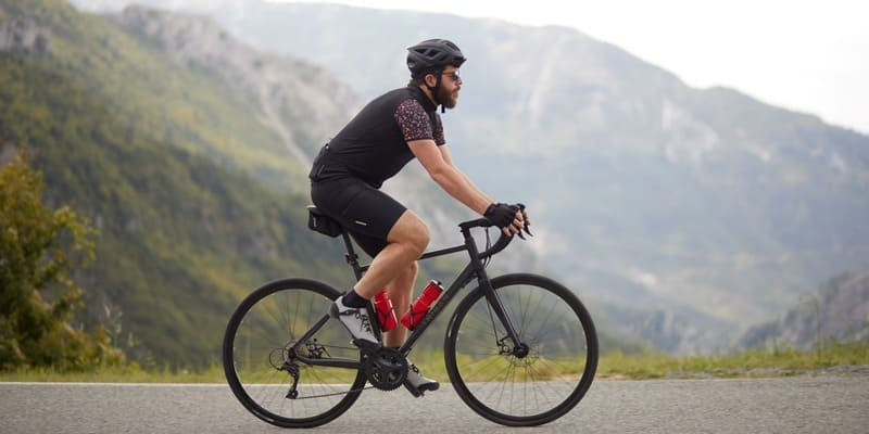 Position vélo