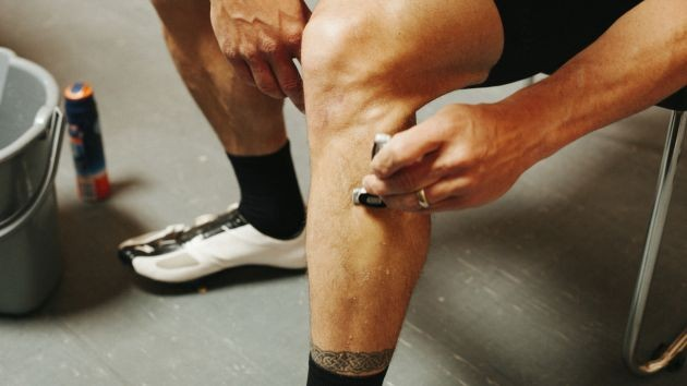 Comment se raser les jambes