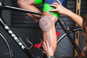 étude posturale vélo