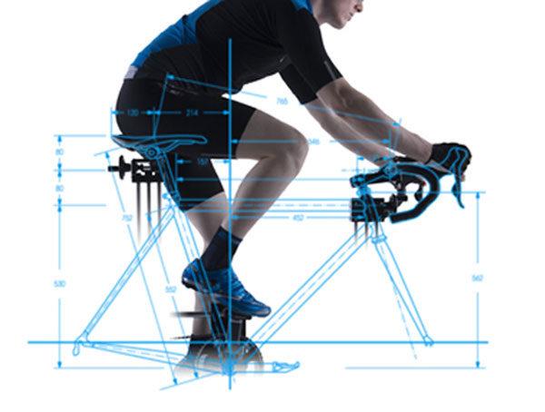 Analyse posturale vélo