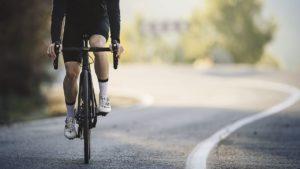 Entrainement au seuil anaérobie en vélo